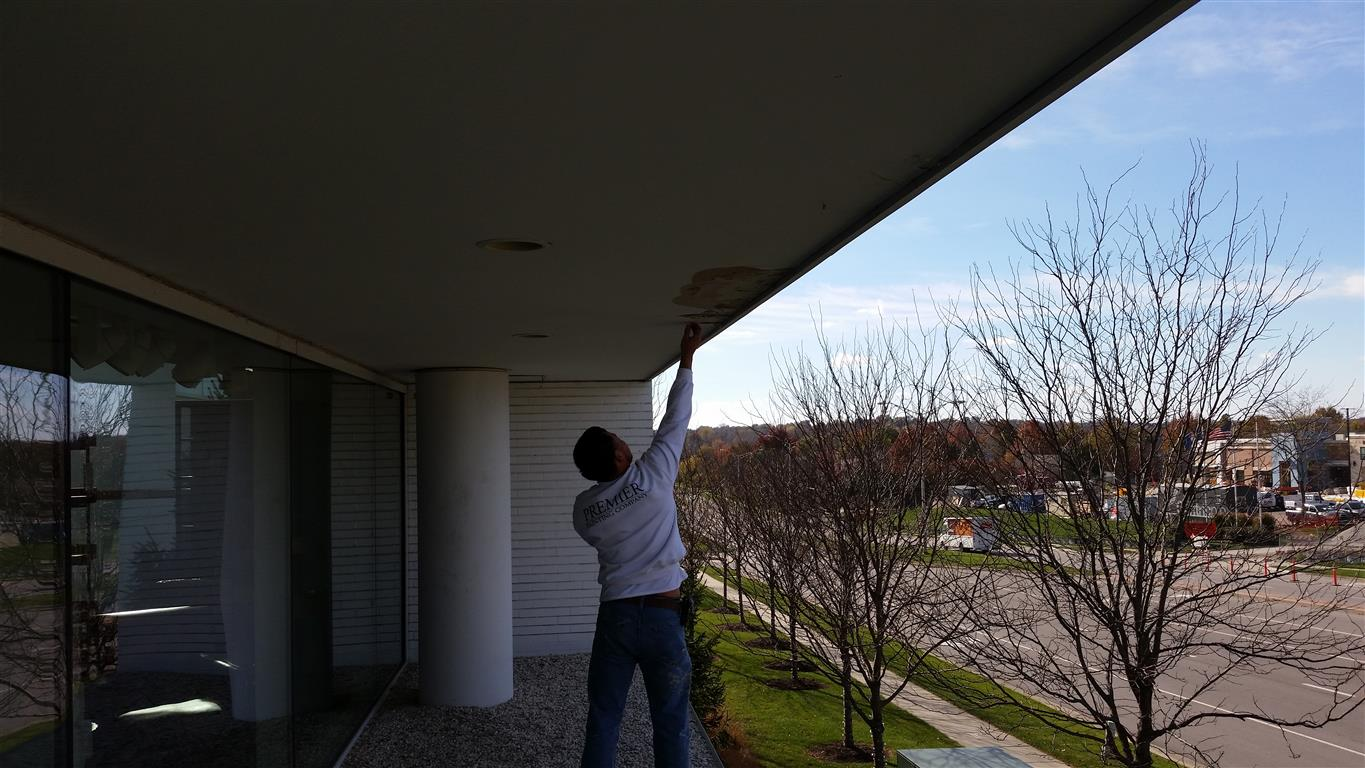 Commercial painting portfolio premier painting company llc Exterior commercial painting