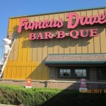 Commercial Exterior Famous Dave's