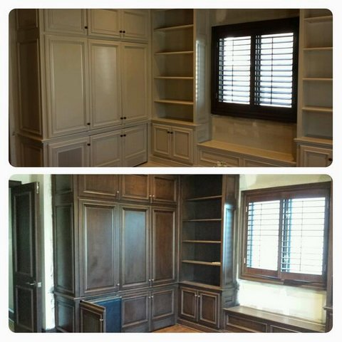 Residential interior cabinets for Residential cabinets
