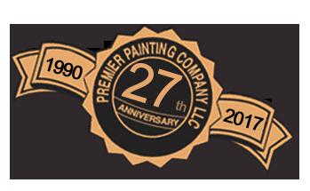 Premier Painting Company LLC 1990-2017 27th Anniversary