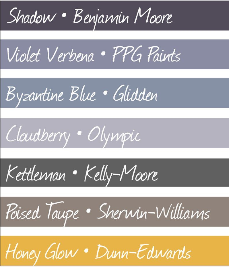 Kansass City Residential Paint Colors