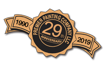 Premier Painting Company LLC 1990-2019 29th Anniversary